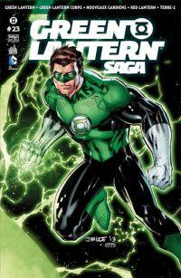 Green Lantern Saga T23, comics chez Urban Comics de Soule, Jordan, Robinson, Venditti, Walker, Scott, Vitti, Scott, Chang, Billy Tan Mung Khoy, Sinclair, Quintana, Maiolo, Aviña, Pantazis, Eltaeb