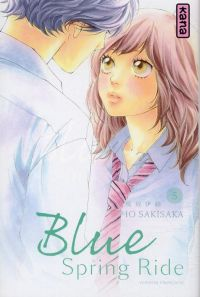 Blue spring ride T5, manga chez Kana de Sakisaka