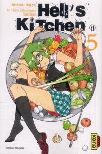 Hell's kitchen  T5, manga chez Kana de Nishimura, Amashi