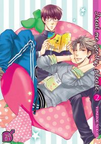 Treat me gently, please T2, manga chez Taïfu comics de Nekota