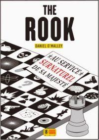 The Rook, comics chez Super 8 éditions de O'malley