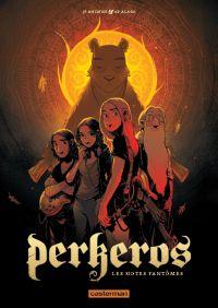 Perkeros T1 : Les notes fantômes (0), bd chez Casterman de Ahonen, Alare