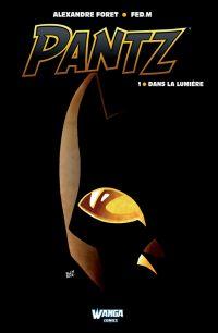 Pantz T1 : Dans la lumière (0), comics chez Wanga Comics de Foret, Mur