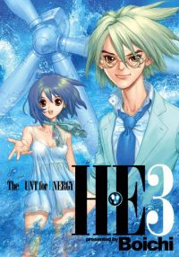 HE - The Hunt for Energy T3, manga chez Tonkam de Boichi