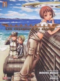 Last exile - Les voyageurs du sablier T1, manga chez Panini Comics de Murao, Gonzo