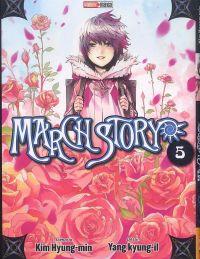 March Story T5, manga chez Panini Comics de Hyung-min, Kyung-il