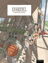 L'Impossible machine : , bd chez Mosquito de Dardel