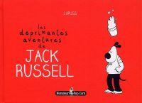 Déprimantes aventures de Jack Russell, bd chez Monsieur Pop Corn de Lapuss'