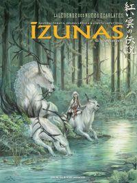 Izunas – cycle 1, T1 : Kamigakushi (0), bd chez Les Humanoïdes Associés de Tenuta, Lupattelli, Letizia