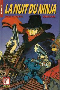 The Shadow T26 : La nuit du Ninja (0), comics chez Glénat de O'neil, Kaluta