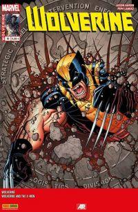 Wolverine (revue) – Revue V 4, T10 : Soupçons (0), comics chez Panini Comics de Cornell, Lapham, Aaron, Edmonson, Farmer, Olazaba, Larraz, Davis, Ramos, Loughridge, Delgado, Hollingsworth, Milla, Bradshaw