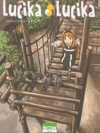 Lucika lucika T4, manga chez Ki-oon de Abe