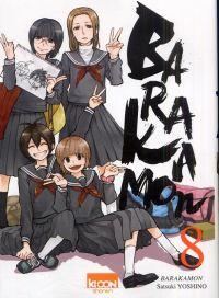 Barakamon T8, manga chez Ki-oon de Yoshino