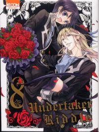 Undertaker riddle T8, manga chez Ki-oon de Akai