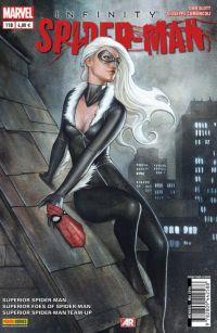 Spider-Man (revue) – V 4, T11 : Invasion (0), comics chez Panini Comics de Slott, Spencer, Gage, Rodi, Camuncoli, Lopez, Dell, Del Mundo, Rodriguez, Lieber, Rosenberg, Fabela, Granov, Rivera