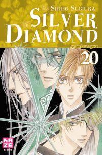 Silver diamond T20, manga chez Kazé manga de Sugiura