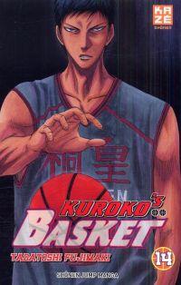 Kuroko's basket T14, manga chez Kazé manga de  Fujimaki