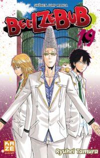 Beelzebub T19, manga chez Kazé manga de Tamura