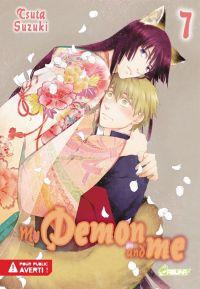 My demon and me T7, manga chez Asuka de Suzuki