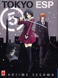 Tokyo ESP T5, manga chez Panini Comics de Segawa