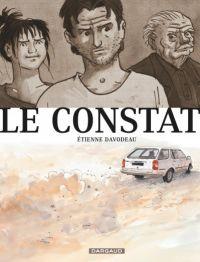 Constat (Le), bd chez Dargaud de Davodeau