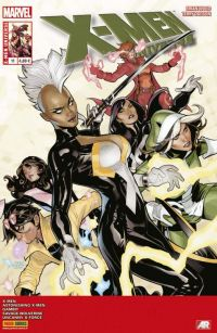 X-Men Universe T11 : Solitude (0), comics chez Panini Comics de Liu, Jock, Asmus, Wood, Humphries, Alphona, Dodson, Pinna, Mann, Rosenberg, Loughridge, Keith, Sotomayor, Peter