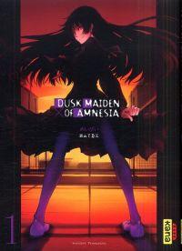 Dusk maiden of amnesia T1, manga chez Kana de Maybe