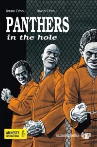 Panthers in the hole, bd chez La boîte à bulles de Cénou, Cenou