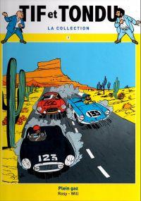 Tif et Tondu T7 : Plein Gaz   (0), bd chez Hachette de Rosy, Will