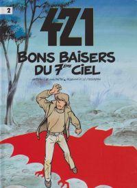 421 T2 : Bons baisers du 7ième ciel (0), bd chez Dupuis de Desberg, Maltaite