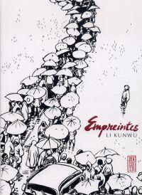 Empreintes : , manga chez Kana de Kunwu