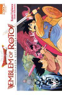 Dragon Quest - Emblem of Roto T1, manga chez Ki-oon de Fujiwara