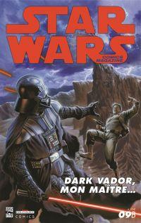 Star Wars (revue) – Comics Magazine, T9 : Retour sur Dagobah ! (0), comics chez Delcourt de Taylor, Siedell, Guzman, Daxiong, Atiyeh, Massafera, Hoon