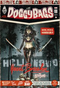 Doggybags T6 : Heart Breaker (0), comics chez Ankama de Run, Tran, Singelin, Yuck, Gasparutto, Maudoux