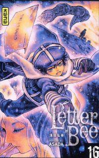 Letter bee T16, manga chez Kana de Asada