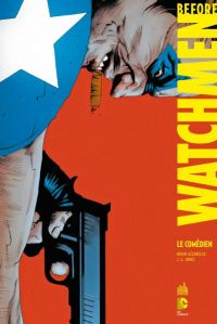 Before Watchmen T7 : Le Comédien, comics chez Urban Comics de Azzarello, Jones, Sinclair, Loughridge, Aviña, Lee
