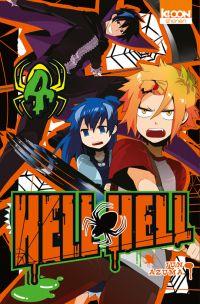 Hell hell  T4, manga chez Ki-oon de Azuma