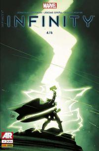 Infinity T4 : Thane (0), comics chez Panini Comics de Tieri, Hickman, Opeña, Weaver, Ponsor, Kubert