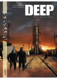 Deep T3 : Le nœud de Mobiüs (0), bd chez Soleil de Betbeder, Pietrobon