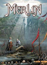 Merlin T11 : Le Roi Arthur (0), bd chez Soleil de Istin, Paty, Lambert, Cordurié