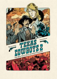 Texas Cowboys T2, bd chez Dupuis de Trondheim, Bonhomme