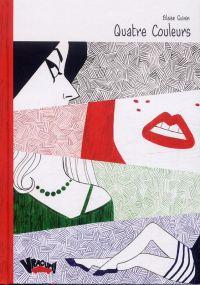 Quatre couleurs, bd chez Vraoum! de Guinin