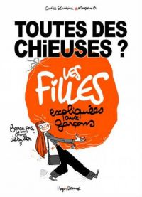 Toutes des chieuses, bd chez Hugo BD de Lavoisine, Monsieur b.
