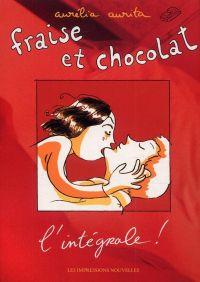 Fraise et chocolat, bd chez Les Impressions Nouvelles de Aurita