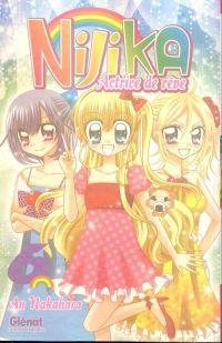 Nijika actrice de rêve T6, manga chez Glénat de Nakahara