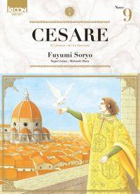 Cesare T9, manga chez Ki-oon de Hara, Soryo