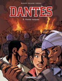 Dantès – Saison 2, T2 : Vérités toxiques (0), bd chez Dargaud de Boisserie, Guillaume, Juszezak, Vidal