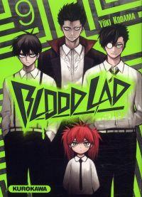 Blood lad T9, manga chez Kurokawa de Kodama