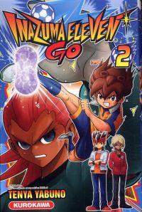 Inazuma eleven GO T2, manga chez Kurokawa de Level-5, Yabuno