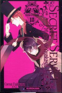 Secret service - Maison de Ayakashi T10, manga chez Kurokawa de Fujiwara